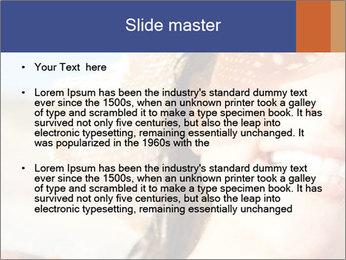 0000076730 PowerPoint Templates - Slide 2