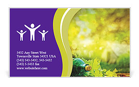 0000076735 Business Card Template