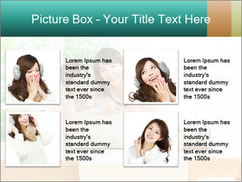 0000076739 PowerPoint Template - Slide 14