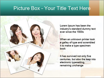 0000076739 PowerPoint Template - Slide 23