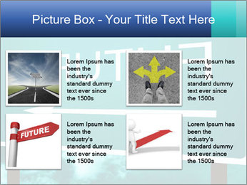 0000076740 PowerPoint Template - Slide 14