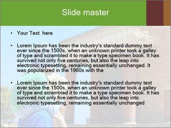 0000076741 PowerPoint Templates - Slide 2