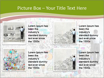 0000076743 PowerPoint Template - Slide 14