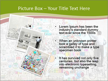0000076743 PowerPoint Template - Slide 17