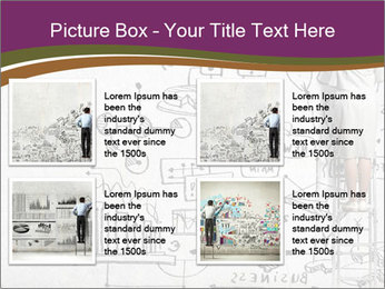 0000076744 PowerPoint Template - Slide 14