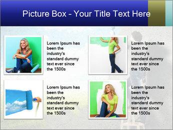 0000076762 PowerPoint Template - Slide 14