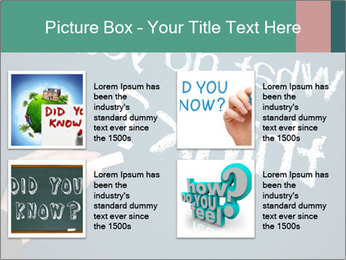 0000076764 PowerPoint Template - Slide 14