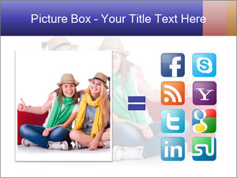0000076768 PowerPoint Template - Slide 21