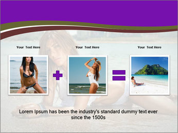 0000076796 PowerPoint Template - Slide 22