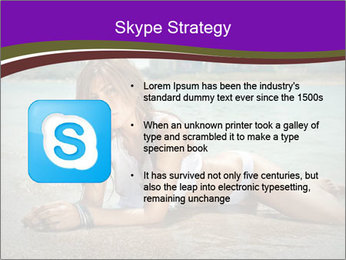 0000076796 PowerPoint Template - Slide 8