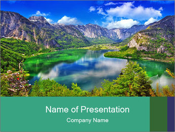 0000076805 PowerPoint Template - Slide 1