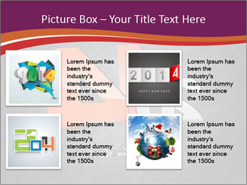 0000076806 PowerPoint Template - Slide 14
