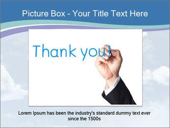 0000076809 PowerPoint Templates - Slide 15