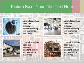 0000076815 PowerPoint Template - Slide 14