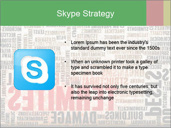 0000076815 PowerPoint Template - Slide 8