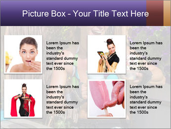 0000076820 PowerPoint Template - Slide 14