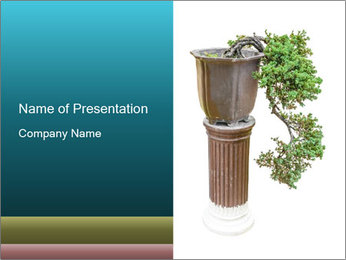 0000076823 PowerPoint Template - Slide 1