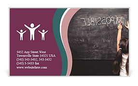 0000076840 Business Card Template