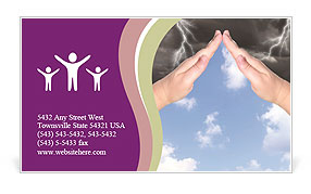 0000076848 Business Card Template