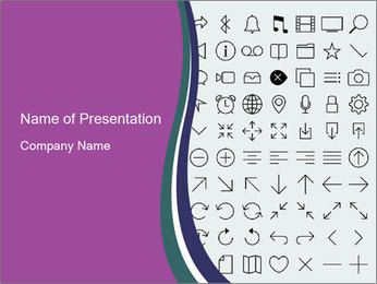 0000076849 PowerPoint Templates - Slide 1