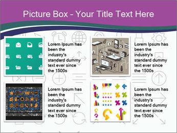 0000076849 PowerPoint Template - Slide 14