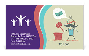 0000076860 Business Card Template
