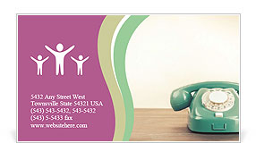0000076878 Business Card Template