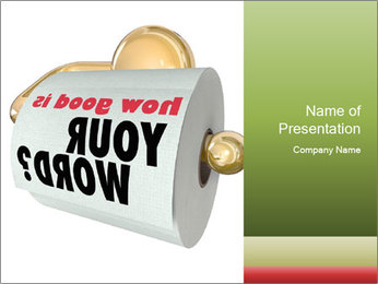 0000076886 PowerPoint Template - Slide 1