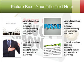 0000076886 PowerPoint Template - Slide 14
