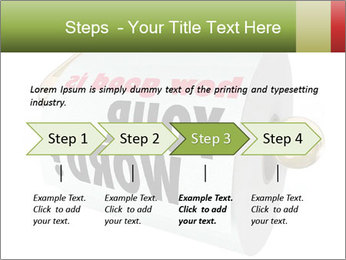 0000076886 PowerPoint Template - Slide 4