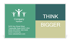 0000076891 Business Card Template