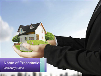 0000076903 PowerPoint Template - Slide 1