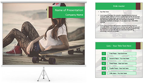 0000076910 PowerPoint Template