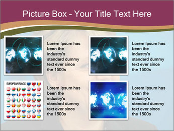 0000076918 PowerPoint Template - Slide 14