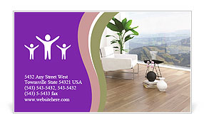 0000076922 Business Card Template