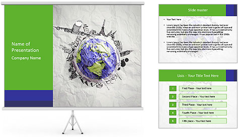 0000076936 PowerPoint Template