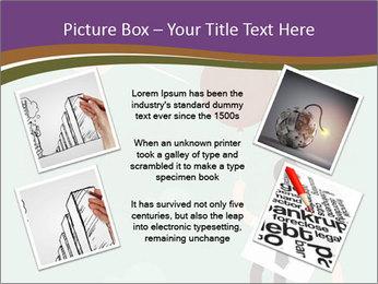 0000076943 PowerPoint Templates - Slide 24