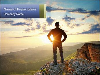 0000076952 PowerPoint Template - Slide 1