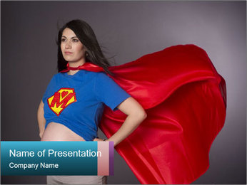 0000076964 PowerPoint Template - Slide 1