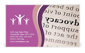 0000076967 Business Card Template