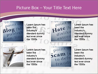 0000076967 PowerPoint Template - Slide 14