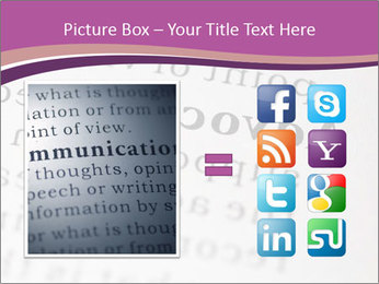 0000076967 PowerPoint Template - Slide 21