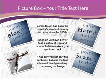0000076967 PowerPoint Template - Slide 24