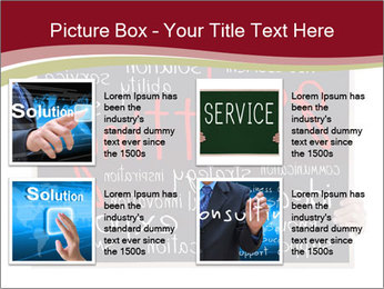 0000076969 PowerPoint Templates - Slide 14