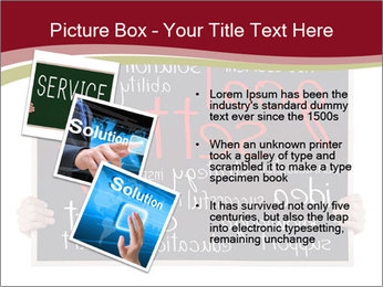 0000076969 PowerPoint Template - Slide 17