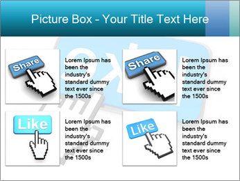 0000076988 PowerPoint Template - Slide 14