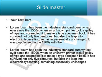 0000076988 PowerPoint Template - Slide 2