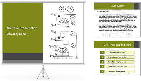 0000077003 PowerPoint Template
