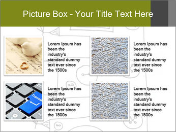 0000077003 PowerPoint Templates - Slide 14