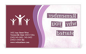 0000077022 Business Card Template